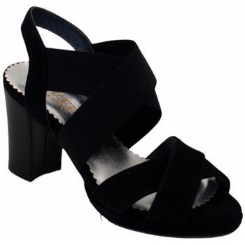 Chaussures Femme Sandales et Nu-pieds Angela Calzature ANSANGC922nr nero