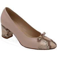 Chaussures Femme Escarpins Angela Calzature Numeri Speciali ANSANGC12185bg beige