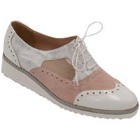 Chaussures Femme Derbies Angela Calzature ANSANGC111bia bianco