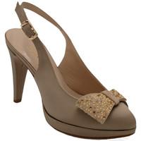 Chaussures Femme Sandales et Nu-pieds Angela Calzature ANSANGC12125bg beige