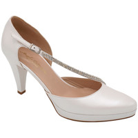 Chaussures Femme Escarpins Angela Calzature Sposa E Cerimon ASPANGC62070bc bianco