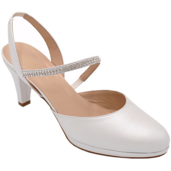 Chaussures Femme Escarpins Angela Calzature ASPANGC619bc bianco