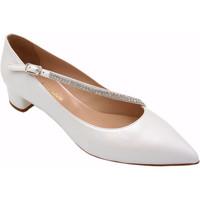 Chaussures Femme Escarpins Angela Calzature ASPANGC1018bc bianco