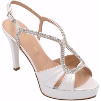 Chaussures Femme Sandales et Nu-pieds Angela Calzature ASPANGC623bc bianco