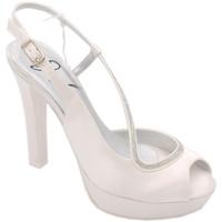 Chaussures Femme Sandales et Nu-pieds Angela Calzature ASPANGCA120bc bianco