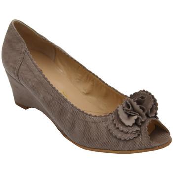 Chaussures Femme Escarpins Angela Calzature ANSANGC330tp beige