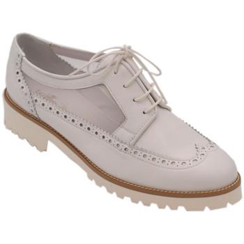 Chaussures Femme Derbies Angela Calzature ANSANGC082bia bianco