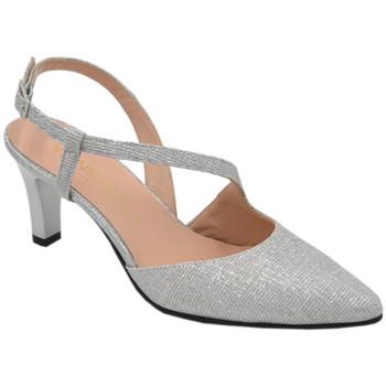 Chaussures Femme Sandales et Nu-pieds Angela Calzature ASOSO9360arg argento