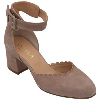 Chaussures Femme Escarpins Angela Calzature AANGC315cipria rosa