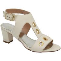 Chaussures Femme Sandales et Nu-pieds Angela Calzature AANGC741avorio beige
