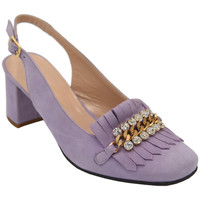 Chaussures Femme Sandales et Nu-pieds Angela Calzature AANGC1116lilla lilla