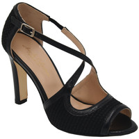 Chaussures Femme Sandales et Nu-pieds Angela Calzature AANGC1013nr nero