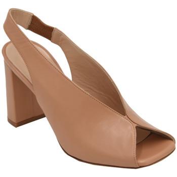 Chaussures Femme Sandales et Nu-pieds Angela Calzature AANGC1381bg beige
