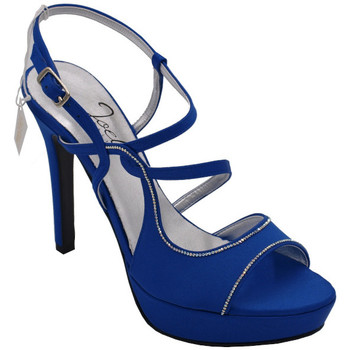 Chaussures Femme Sandales et Nu-pieds Angela Calzature AANGC5220bluette bluette