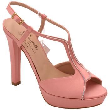 Chaussures Femme Sandales et Nu-pieds Angela Calzature AANGC7152corallo rosa
