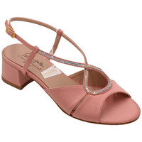 Chaussures Femme Sandales et Nu-pieds Angela Calzature AANGC1039corallo rosa