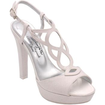 Chaussures Femme Sandales et Nu-pieds Angela Calzature ASPANGC5012bia bianco
