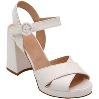 Chaussures Femme Sandales et Nu-pieds Angela Calzature ASPANGC1282Pbc bianco