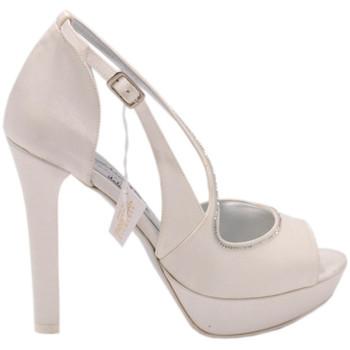 Chaussures Femme Sandales et Nu-pieds Angela Calzature Sposa E Cerimon ASPANGC5000bia bianco