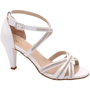 Chaussures Femme Sandales et Nu-pieds Angela Calzature ASPANGC169T70 bianco