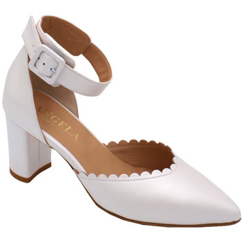 Chaussures Femme Escarpins Angela Calzature ASPANGC315bia bianco