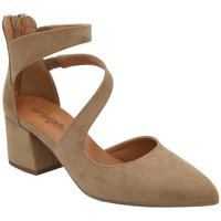 Chaussures Femme Escarpins Angela Calzature ALOTTI774113camel beige