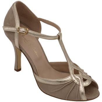 Chaussures Femme Escarpins Angela Calzature AANGC1470bg beige