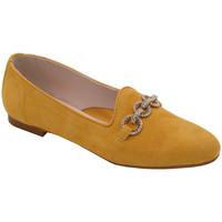 Chaussures Femme Mocassins Calzaturificio Lusar APISATIQ418gll giallo