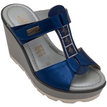 Chaussures Femme Mules Angela Calzature AICE1796bluette bluette