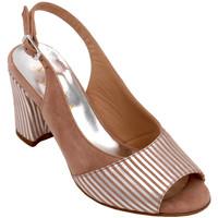 Chaussures Femme Sandales et Nu-pieds Angela Calzature Numeri Speciali ANSANGEC216rosa rosa