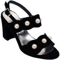 Chaussures Femme Sandales et Nu-pieds Angela Calzature ANSANGC243nero nero