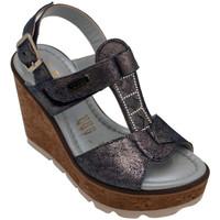 Chaussures Femme Sandales et Nu-pieds Angela Calzature AICE1940avio grigio
