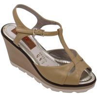 Chaussures Femme Sandales et Nu-pieds Angela Calzature AICE1989bg beige