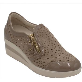 Chaussures Femme Richelieu Angela Calzature ANSMELL20116 beige