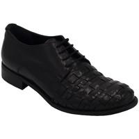 Chaussures Femme Derbies Angela Calzature AANGC2006nr nero