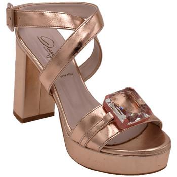 Chaussures Femme Sandales et Nu-pieds Angela Calzature AANGC492PL006pesca rosa