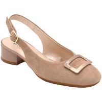Chaussures Femme Sandales et Nu-pieds Confort ACONFORT1051bg beige