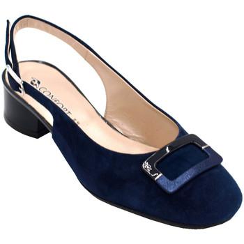 Chaussures Femme Sandales et Nu-pieds Confort ACONFORT1051blu blu