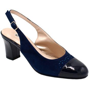 Chaussures Femme Sandales et Nu-pieds Confort ACONFORT1726blu blu