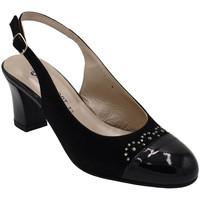 Chaussures Femme Sandales et Nu-pieds Confort ACONFORT1726nero nero