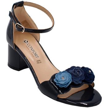 Chaussures Femme Sandales et Nu-pieds Confort ACONFORT8422blu blu