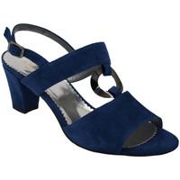 Chaussures Femme Sandales et Nu-pieds Angela Calzature ANSANGC460blu bluette