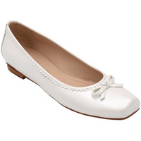 Chaussures Femme Ballerines / babies Angela Calzature Sposa E Cerimon ASPANGC702bianco bianco