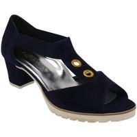 Chaussures Femme Sandales et Nu-pieds Angela Calzature ANSANGC711blu blu