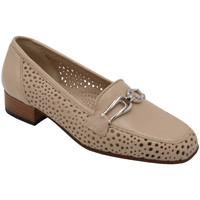 Chaussures Femme Mocassins Angela Calzature AMISSC8232bg beige