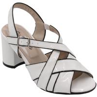 Chaussures Femme Sandales et Nu-pieds Angela Calzature ADIECIC8291bc bianco
