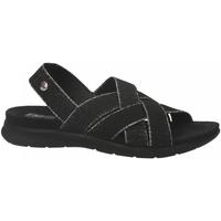 Chaussures Femme Sandales et Nu-pieds Enval D SA 52905 nero-arg