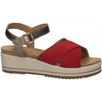 Chaussures Femme Sandales et Nu-pieds Enval D SN 52934 rosso