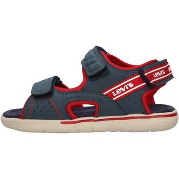 Chaussures Garçon Chaussures aquatiques Levi's - Vista blu VSAN0010S-0040 BLU
