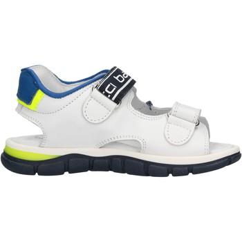 Chaussures Garçon Chaussures aquatiques Balducci - Sandalo bianco FOR1850 BIANCO